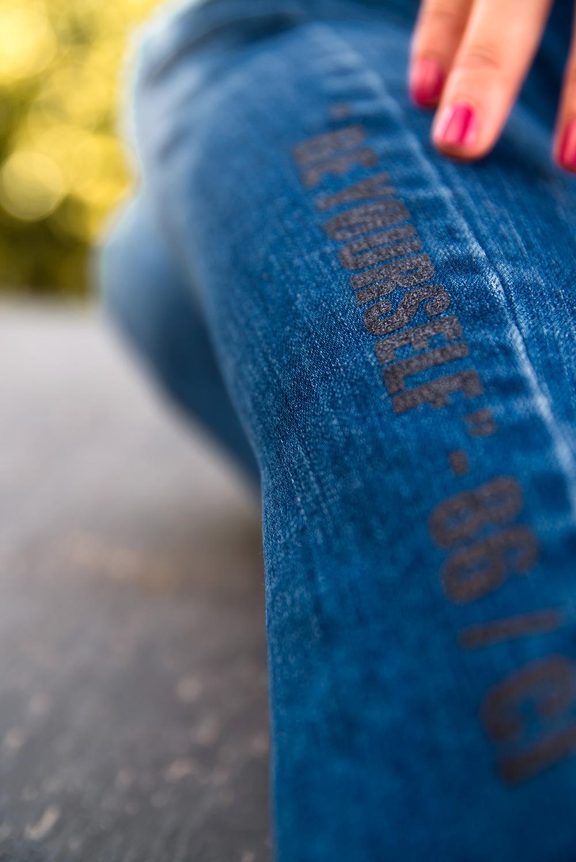 pantalon vaquero letras