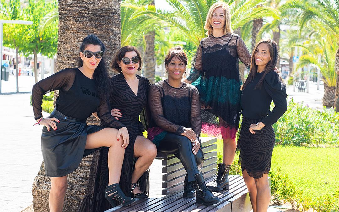 Las chicas de Talaiots visten de Boutique Class (segunda parte)
